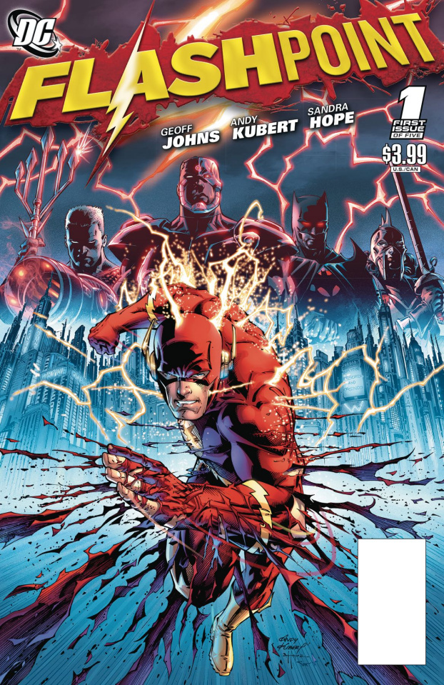 Flashpoint #1 (Dollar Comics)
