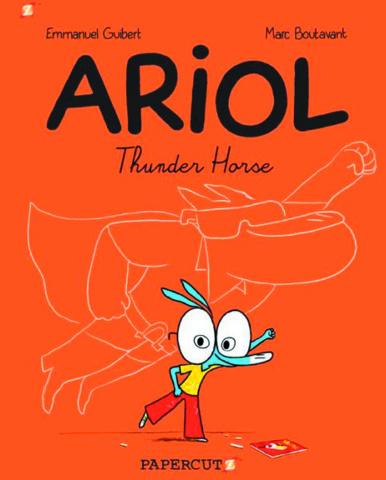 Ariol Sc Vol 02 Thunder Horse