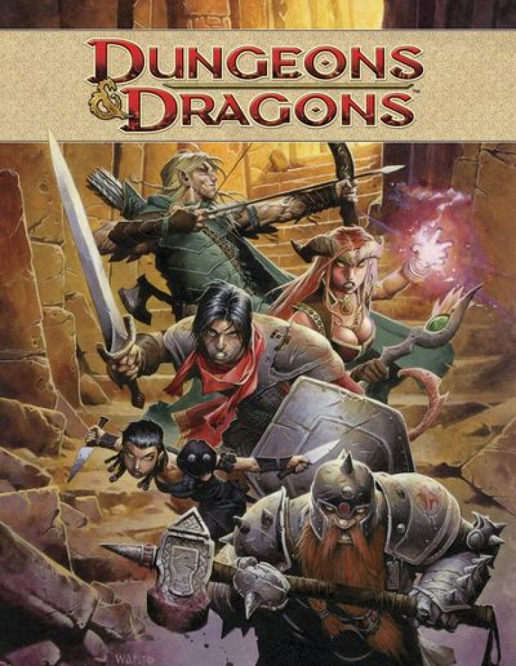 Dungeons & Dragons Vol. 1: The Shadowplague