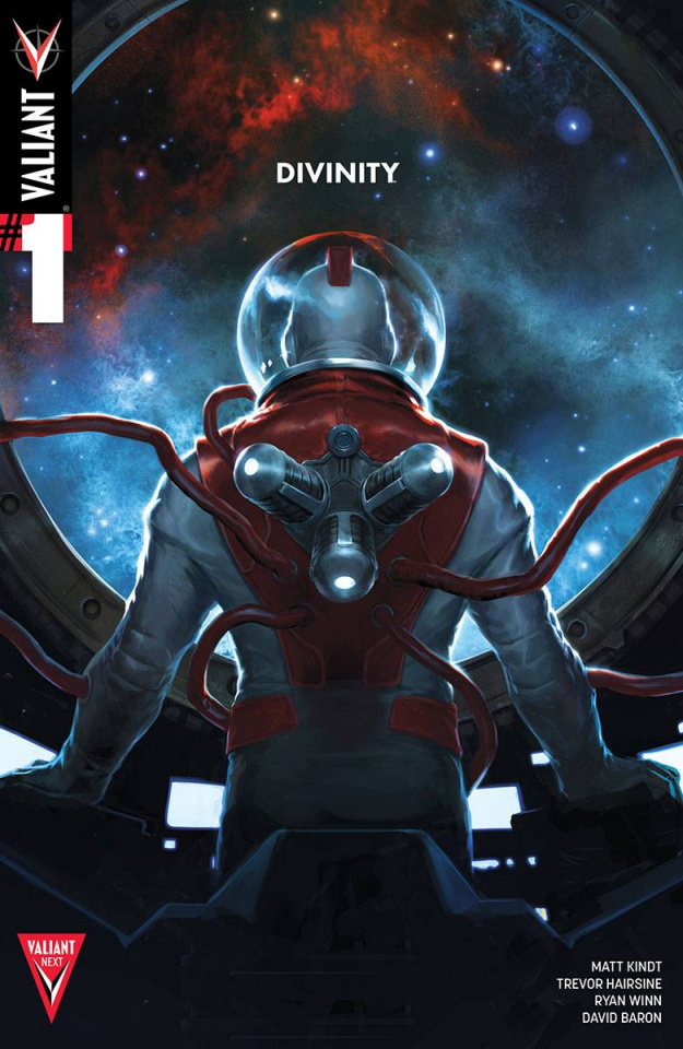 Divinity #1 (One Dollar Debut)