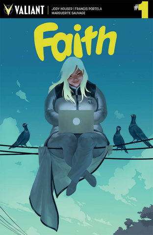 Faith #1 (Kevic-Djurdjevic Cover)