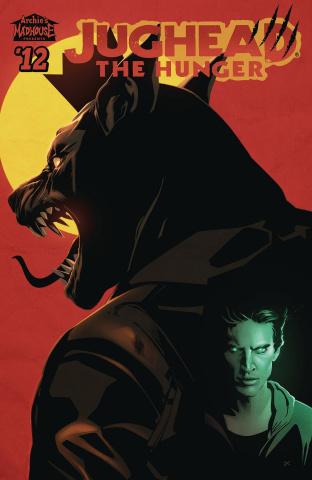 Jughead: The Hunger #12 (Calero Cover)