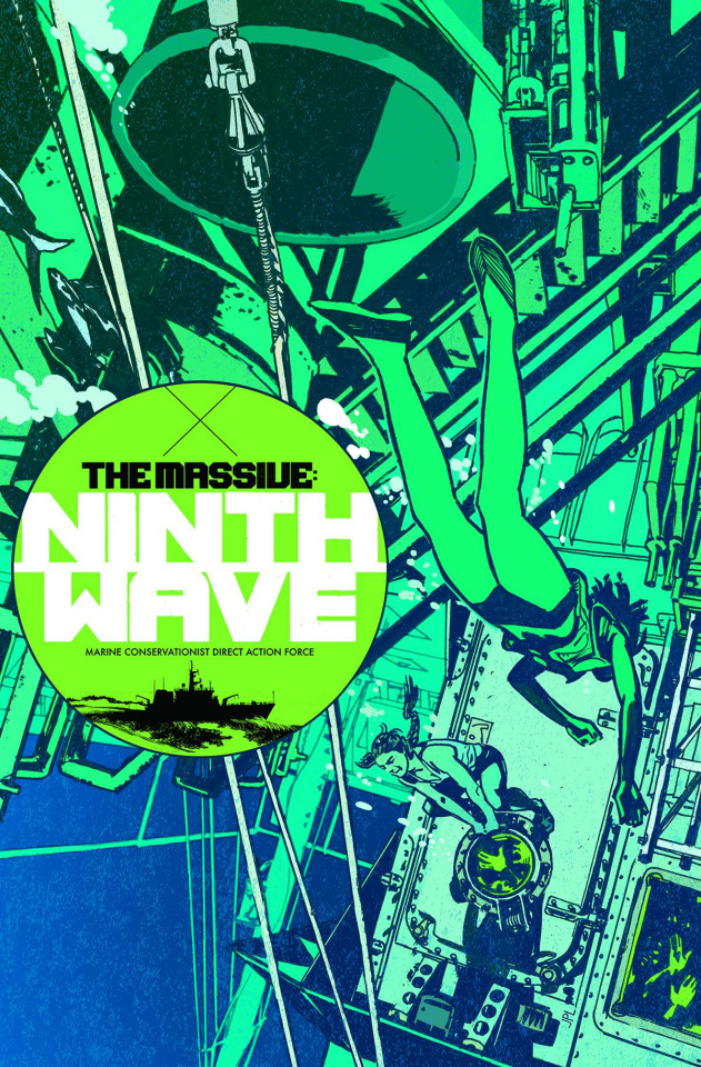 The Massive: The Ninth Wave #4