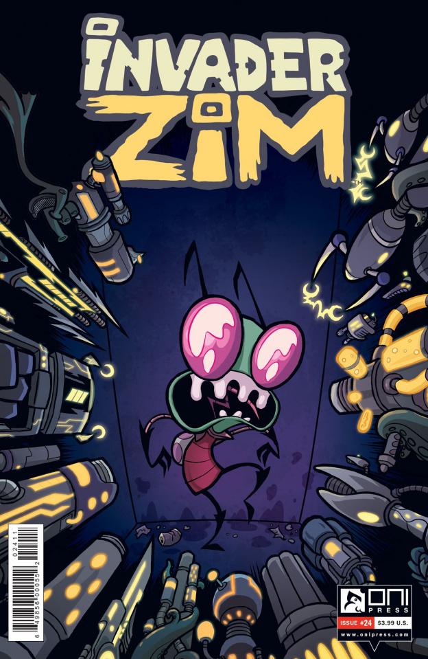 Invader Zim #24