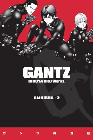 Gantz Vol. 2 (Omnibus)