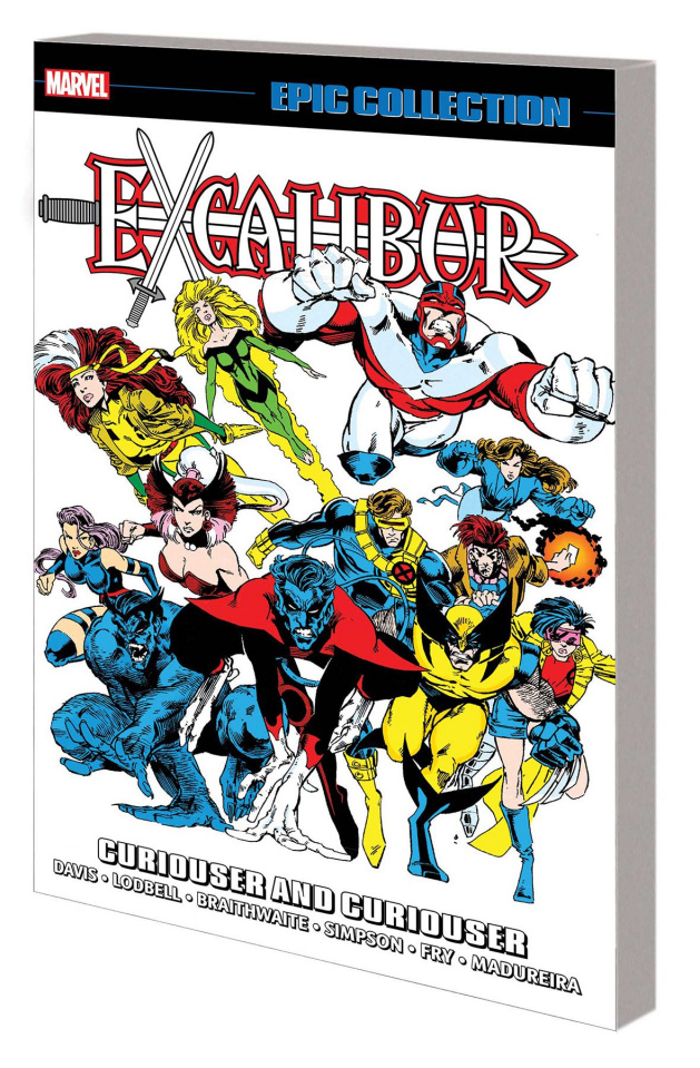 Excalibur: Curiouser and Curiouser (Epic Collection)