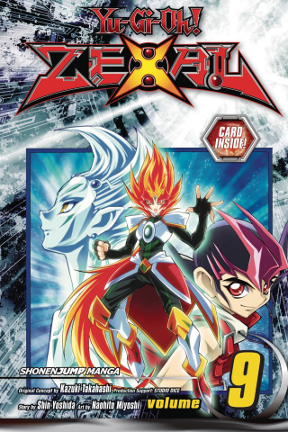 Yu-Gi-Oh!: Zexal Vol. 9
