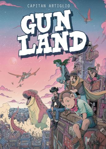 Gunland Vol. 1
