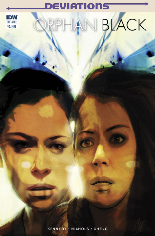 Orphan Black: Deviations #1