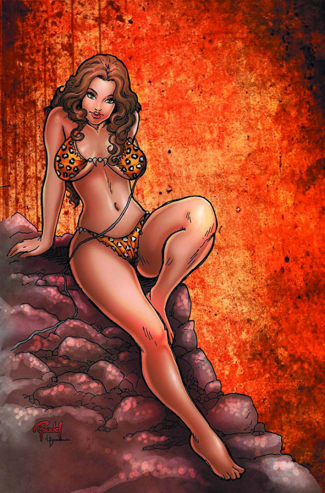Cavewoman: The Zombie Situation #1 (Cover D)