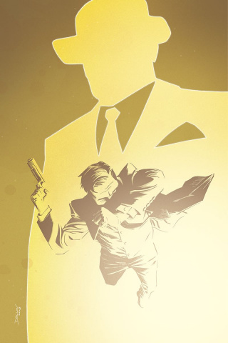 James Bond: 007 #6 (20 Copy Shalvey Virgin Cover)