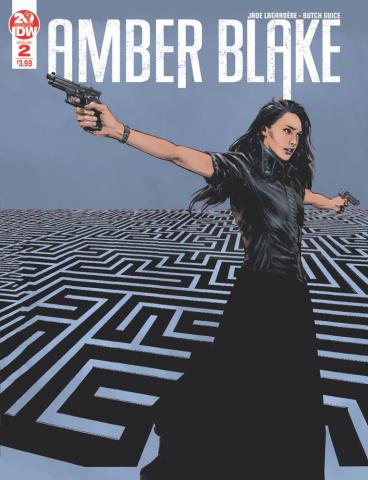 Amber Blake #2 (2nd Printing)