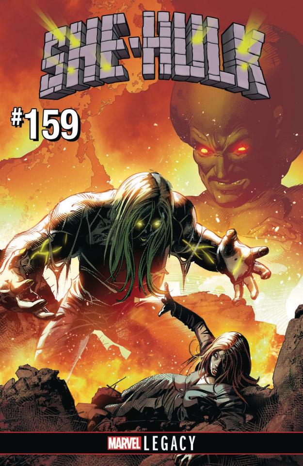 She-Hulk #159: Legacy
