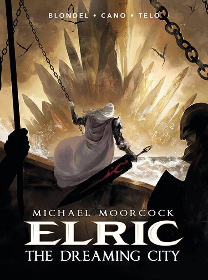 Elric: The Dreaming City #2 (Bastide Cover)