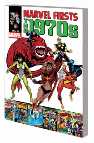 Marvel Firsts: The 1970s Vol. 3