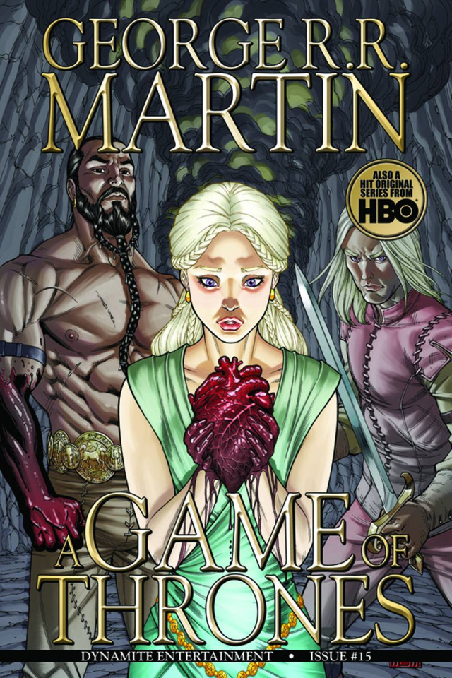 A Game of Thrones #15