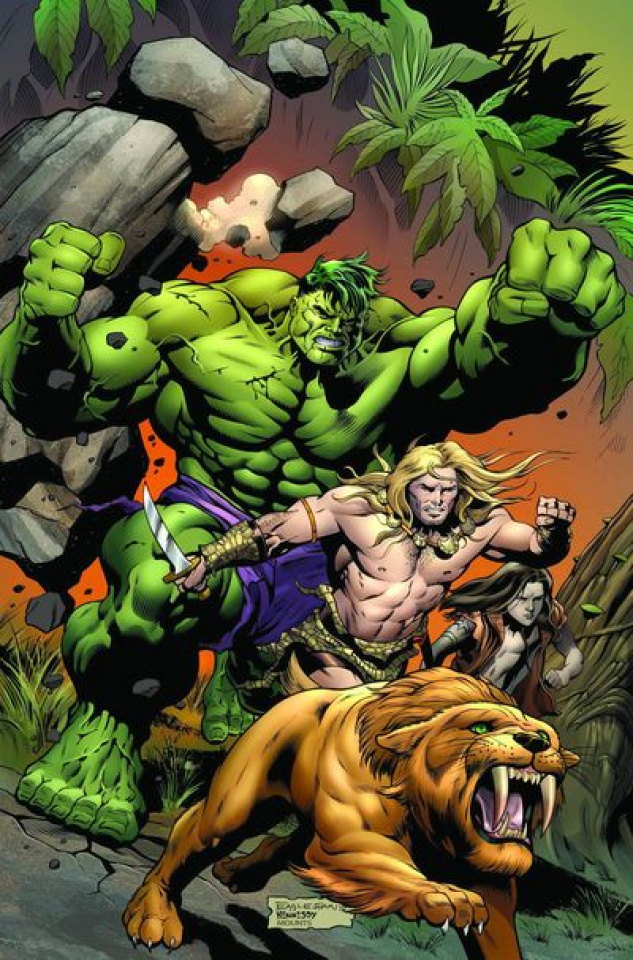The Incredible Hulks #624