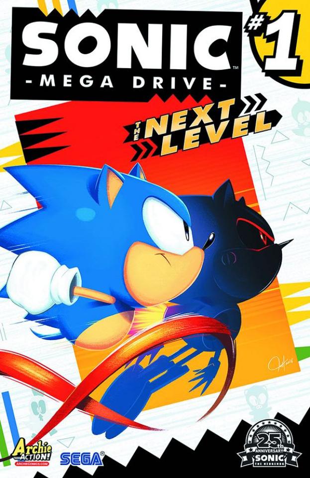 Sonic Mega Drive: Next Level