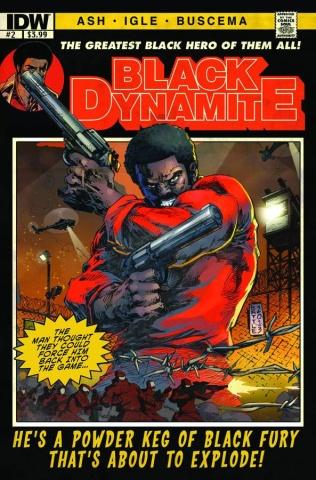 Black Dynamite #2