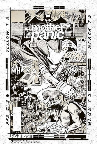 Mother Panic #2 (Variant Cover)