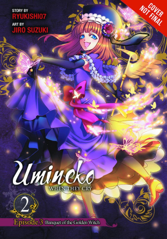 Umineko: When They Cry Vol. 6: Banquet of the Golden Witch, Part 2
