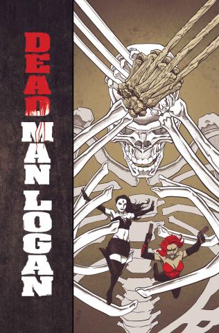Dead Man Logan #5