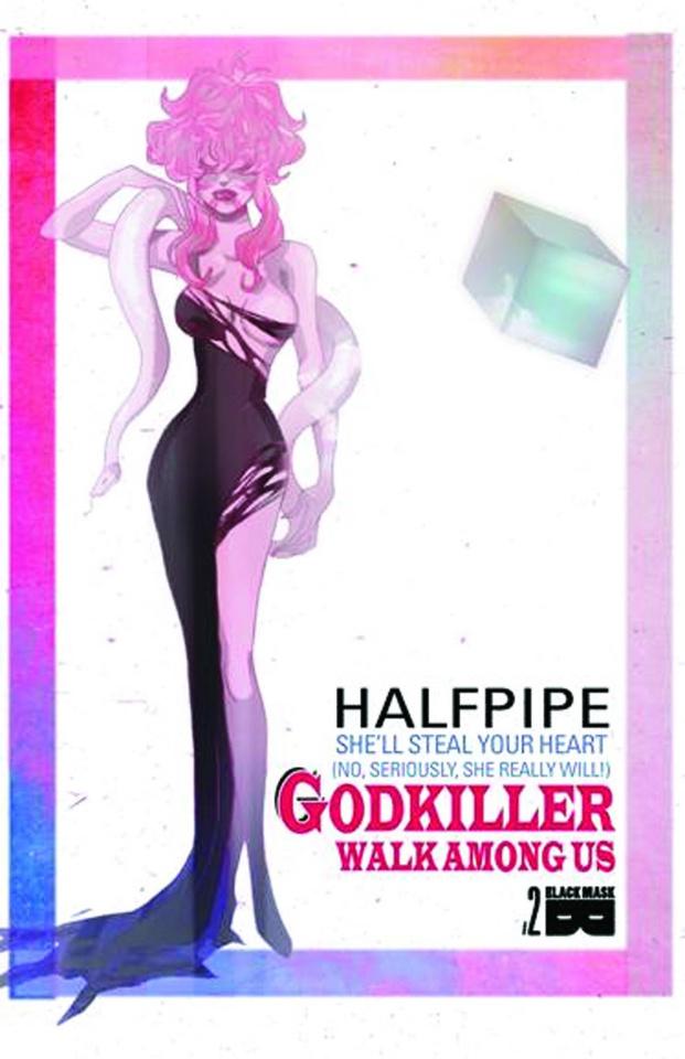 Godkiller: Walk Among Us #2 (2nd Printing)