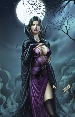 Grimm Fairy Tales: Tales From Oz #6 (Zamora Cover)