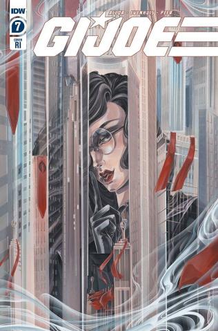 G.I. Joe #7 (10 Copy Richard Cover)