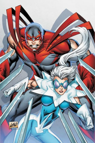Hawk and Dove #8