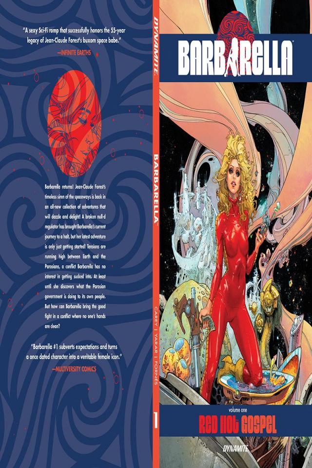 Barbarella Vol. 1: Red Hot Gospel