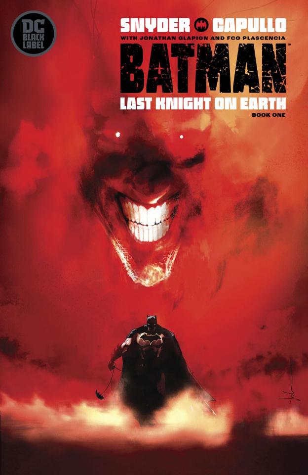 Batman: Last Knight on Earth #1 (Variant Cover)