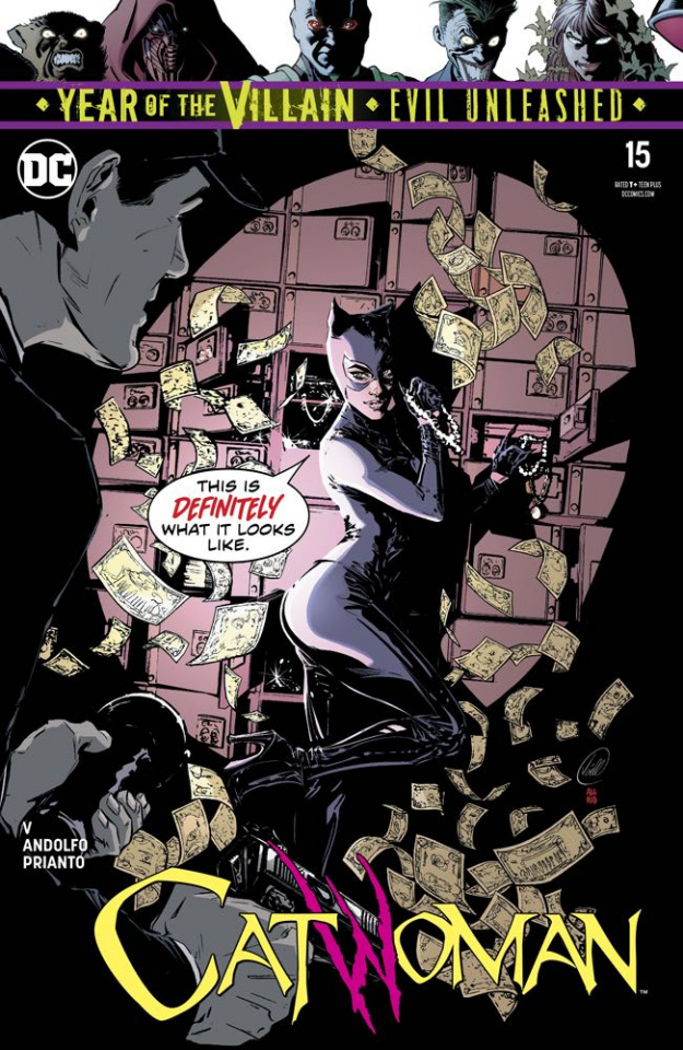 Catwoman #15 (Year of the Villain)