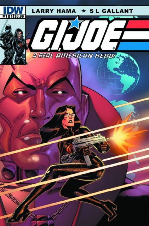 G.I. Joe: A Real American Hero #181