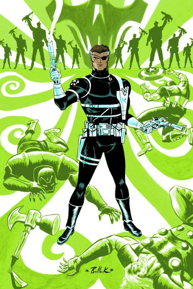 Ultimate Comics Ultimates #23