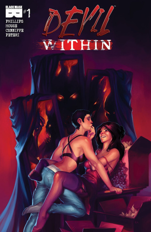 The Devil Within #1 (Cover B)