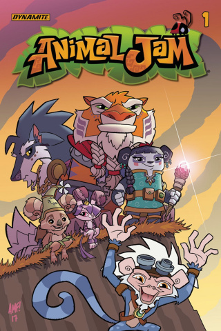 Animal Jam #1 (20 Copy Fleecs Virgin Cover)