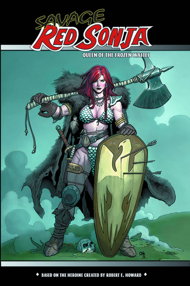 Savage Red Sonja: Queen of the Frozen Wastes Vol. 1