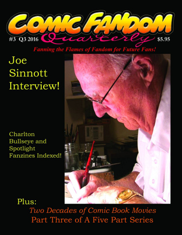 Comic Fandom Quarterly #3