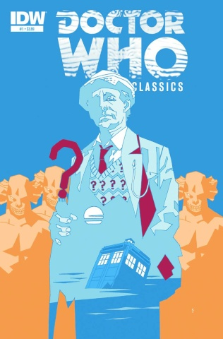 Doctor Who Classics #1