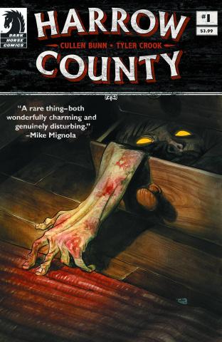 Harrow County #1