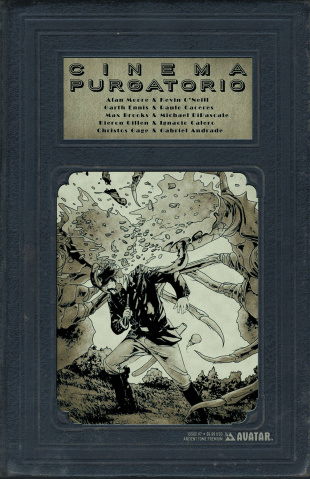 Cinema Purgatorio #7 (Ancient Tome Premium Cover)
