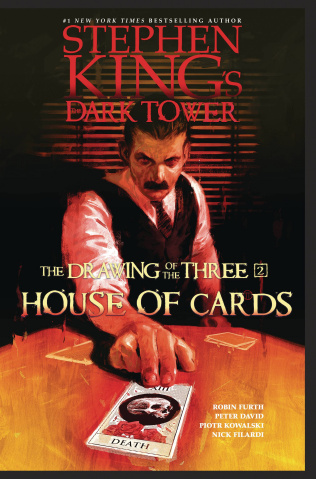 The Dark Tower: The Drawing of the Three Vol. 2: House of Cards