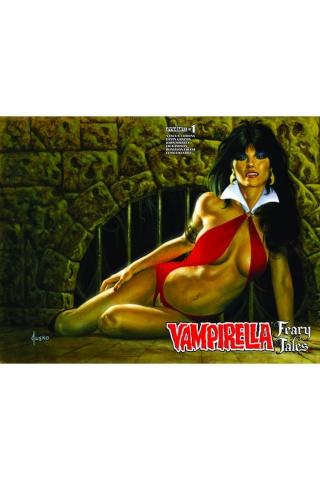 Vampirella: Feary Tales #1 (Jusko Wraparound Cover)