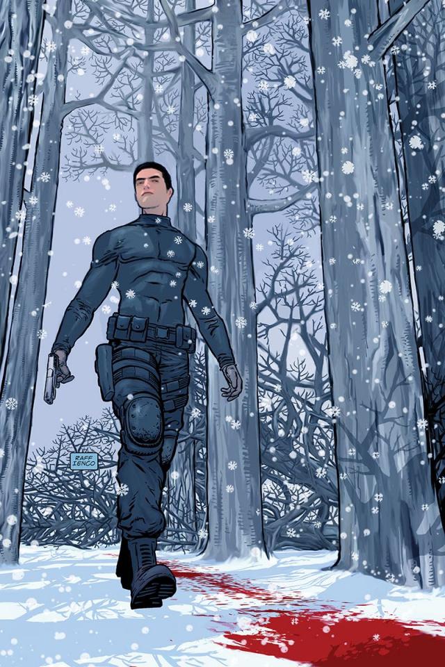 James Bond: 007 #6 (30 Copy Ienco Virgin Cover)