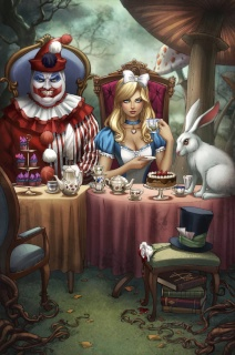 Grimm Fairy Tales: Alice - 10th Anniversary Special #3 (Rich Cover)