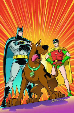 Scooby Doo Team-Up Vol. 1