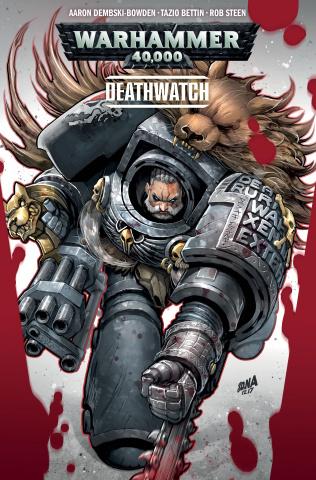 Warhammer 40,000: Deathwatch #2 (Nakayama Cover)