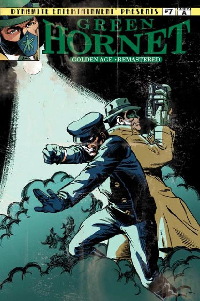 Green Hornet: Golden Age Remastered #7