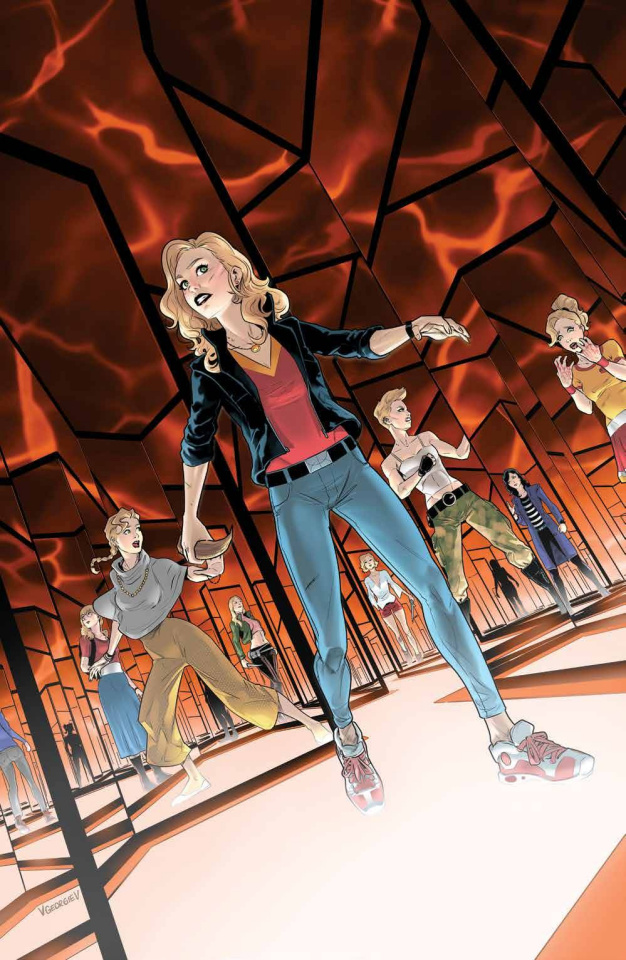 Buffy the Vampire Slayer #26 (Unlockable Vasco Cover)